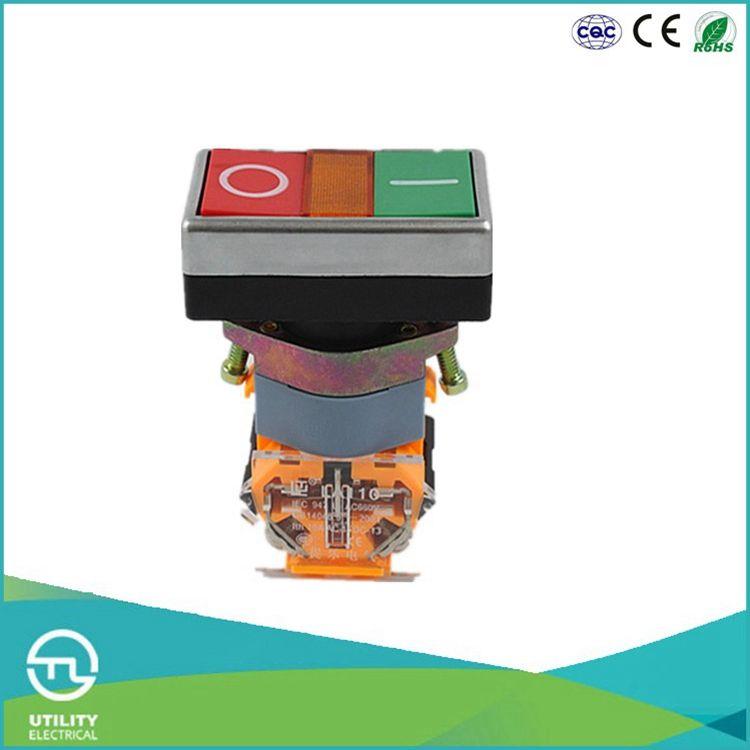 UTL Ultimi Prodotti Nel Mercato Istantanea Tipo Bi-Color Led Pulsante Interruttore Magnetico