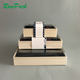 Ecological Factory Direct Sale Competitive Price wood square box with lid