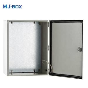 Outdoor Wall Mount Metal Electrical Control Panel Box