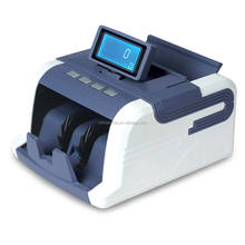 LCD Display Automatic UV&MG&IR Detection Banknote Currency Counter Money Detector Machine