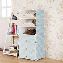 PLatic Shoes holder/ shoe rack shelf cupboard for closet