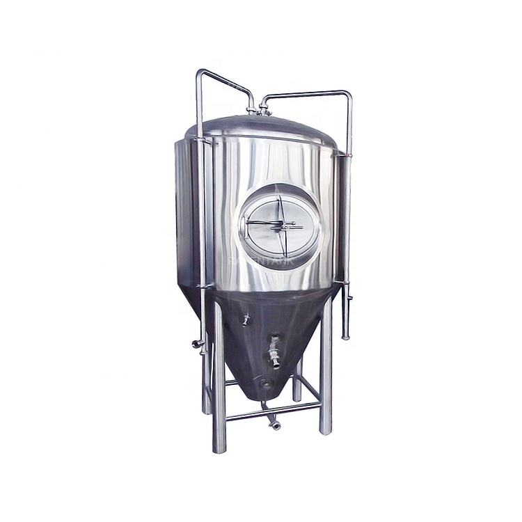Factory Price Stainless Steel 150L 1000 Gallon Conical Fermentation Tank