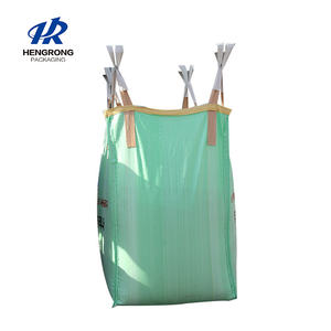 1 Ton 100% Virgin Materiaal Pp Jumbo Bag Fibc Grote Bulk Bag Super Sacks