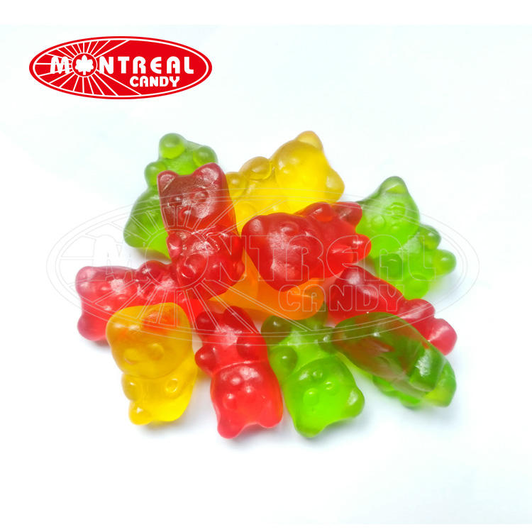 G0004 Vitamins jelly sweets halal gummy bears