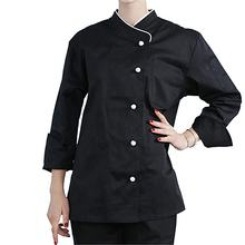 Custom made chef cook clothes uniform chef workwear clothes for man