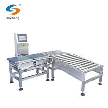 XR002-9D 2017 industrial full-automatic weight checker sorting machine
