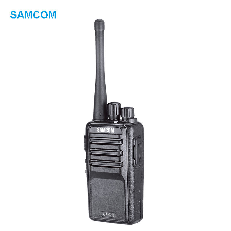 2020 Hot Jual Walkie Talkie 500Km Samcom CP-358 Mini Dua Cara Radio