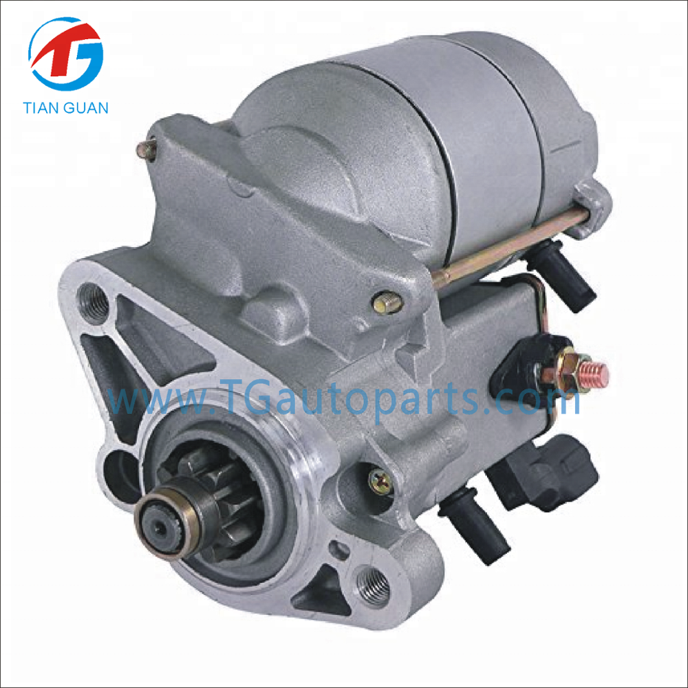 12V 9T solenoid car starter motor replaces STG91203 28100-0W070 281000W070 28100-62050 2810062050