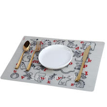 Rustic Placemats Cream Table Mats Placement Mats