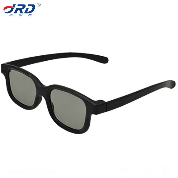 JRD-JS606 New designed Passive Circular Polarized 3d Glasses