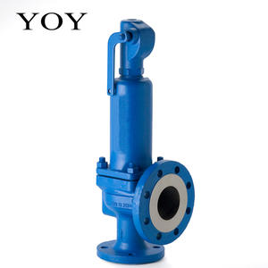 Gas Safety Valve Pressure Relief Valve with ASME UV Certificatehigh pressure