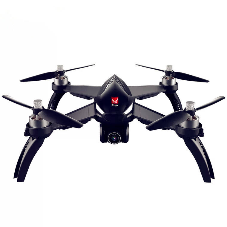 MJX Bugs B5W Professionale <span class=keywords><strong>RC</strong></span> Quadcopter Drone con 5G WIFI FPV Camera Punto di Interesse il Mantenimento di Quota Follow Me