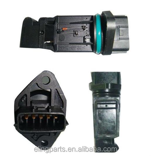 MAF medidor de flujo de aire 22680-4M511 5-PIN para Nissan Maxima patrulla Xtrail Infiniti <span class=keywords><strong>AFM</strong></span>