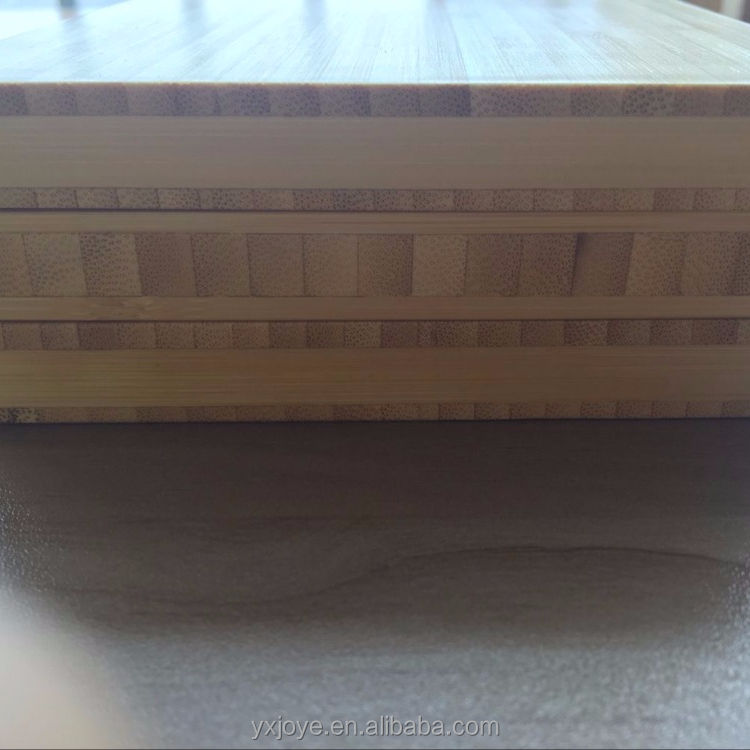 First class Natural vertical 3 ply bamboo plywood