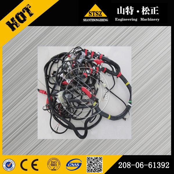 pc400-7 жгут проводов