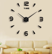 watch wall clock wholesale modern diy large wall clock 3d