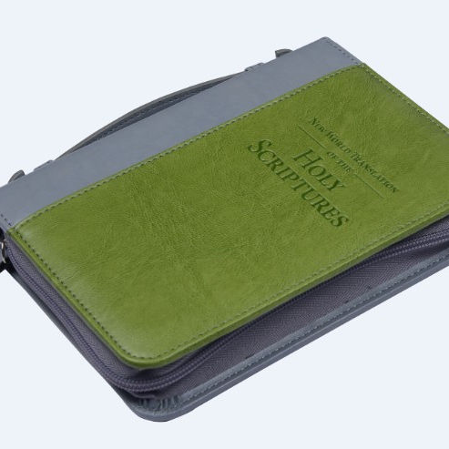 Bible Cover Case with Zipper