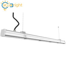 Dali 60w 80w LED Linear Light Trunking supermarket linear lighting system