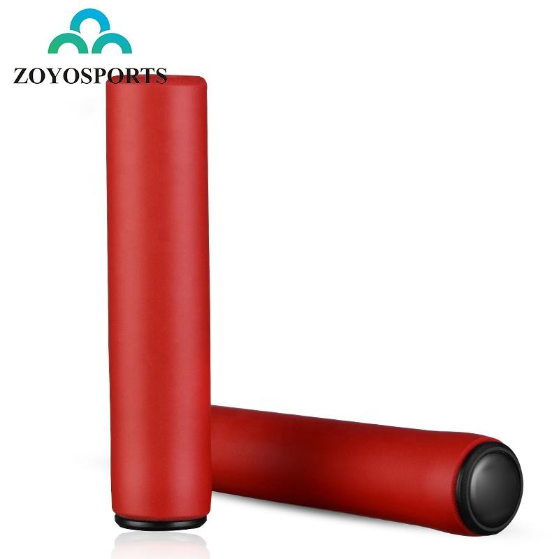 ZOYOSPORTS 2019 New Sports light weight Silicone cycling grips durable Mountain Bike Bicycle Handlebar Grips