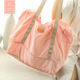 P.Travel Wholesale Waterproof Polyester Canvas Tote Bag Folding Recycle Travel Luggage Bags