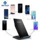 sailboat wireless fast charger Qi certification 9V 1.8A charging stand for Samsung galaxy s8 NOTE 5 , charging for iphone 8