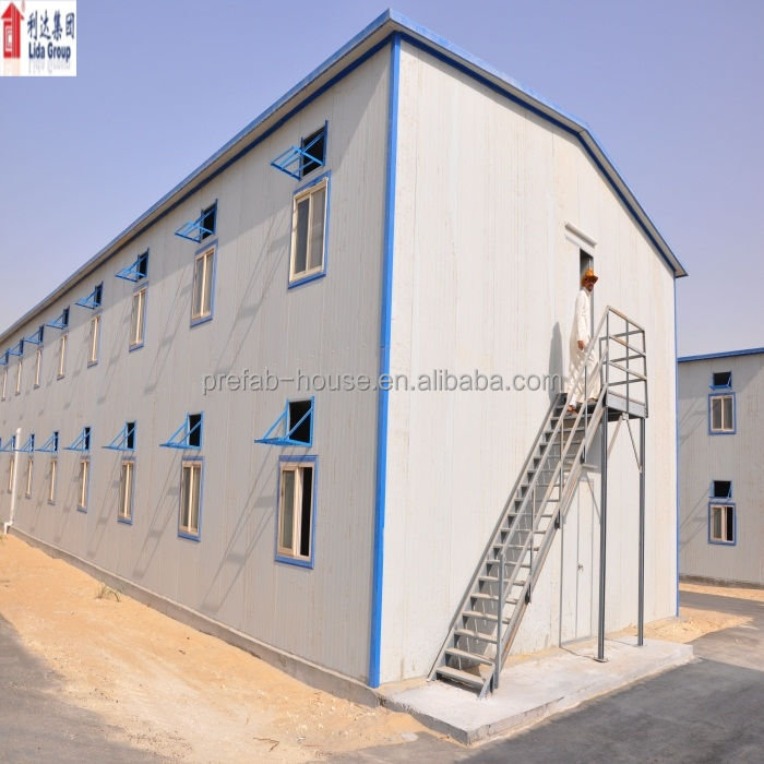 Firm Portable Temporary Housing for Export