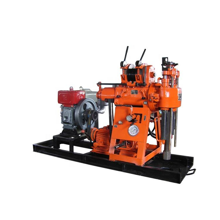 XY- 1 high speed hydraulic water well core drilling rig For Exploration