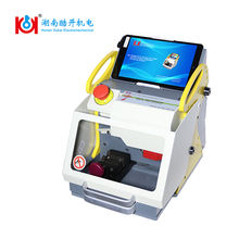 Fully Automatic Universal Customized Car Making Key Cutter Duplicating Machine