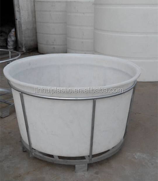 1500 litres plastic vegetable storage shipping barrels for sale