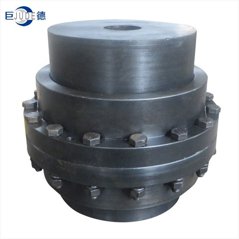gear flexible coupling used in hoisting and transport equipment