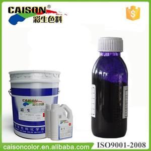 8701 Китайский завод питания стекловолокна оттенок пигмент подготовка