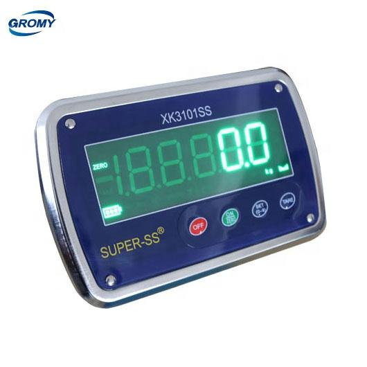 Electronic Waterproof Weighing Indicator Red Green Scale Indicator