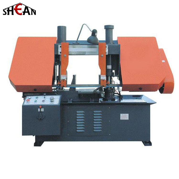 GZ4230 China Supplier Metal Cutting Band Saw Machine with CE Standard