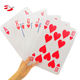 8X11 inch Super Jumbo Playing Cards Big Playing Cards