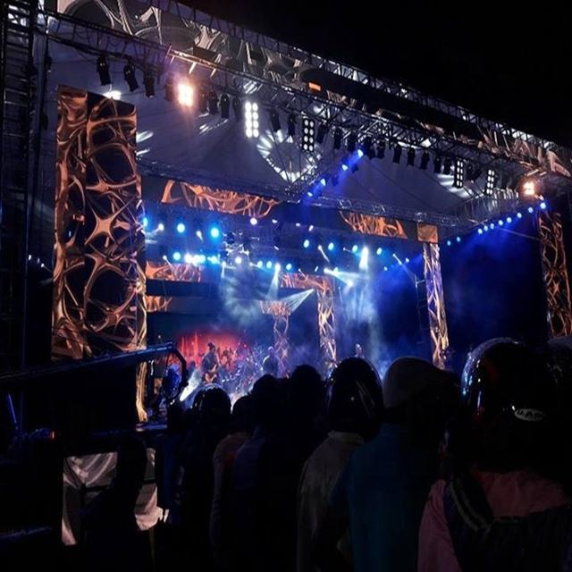 P8.925 hd full color stage led screen video for Audio and Video Production