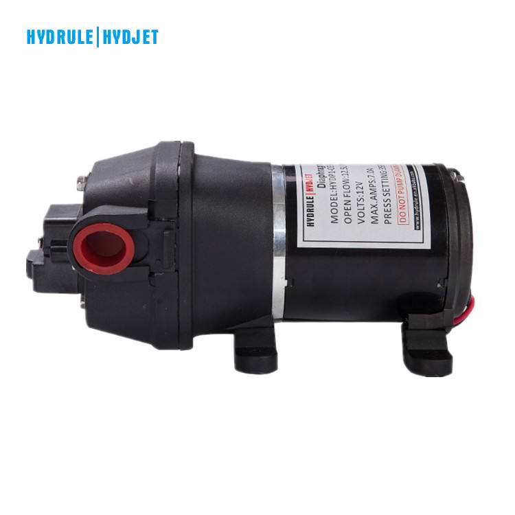 HYDRULE dc battery operated diaphragm pump used in garden hose booster sprayer pump