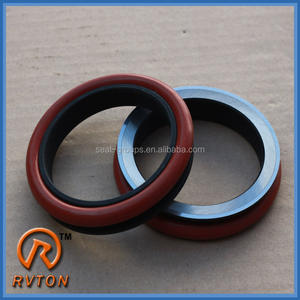 Track Roller Parts Floating Seals For Excavators   Bulldozers