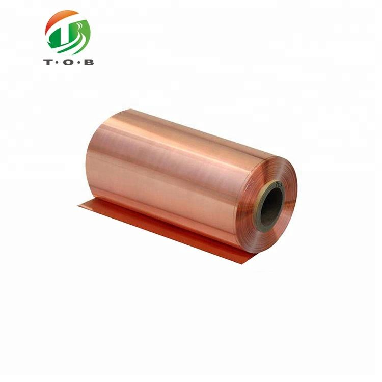 Lithium ion Battery Copper Foil For Anode Material