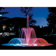 underwater light water fountain indoor moving water equipment