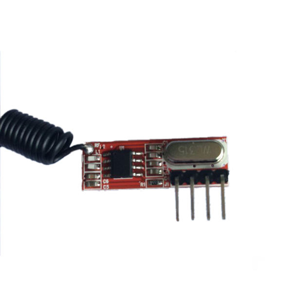 low-cost rf receiver modules 433/315mhz 5V rf ask superheterodyne wireless receiver Rx module AG-RXB33