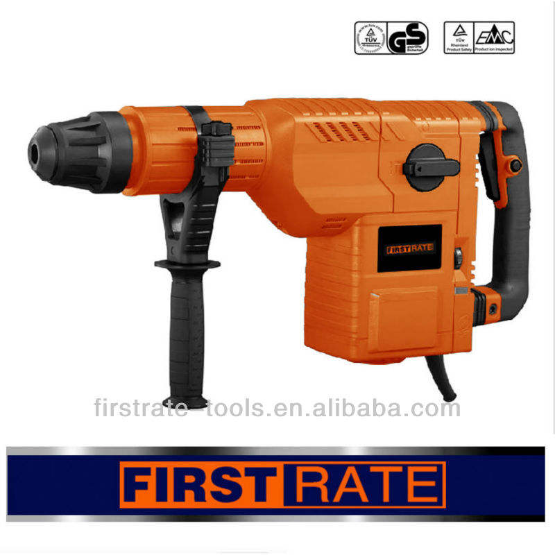 1500W 52 Mm Rotary Hammer SDS Max