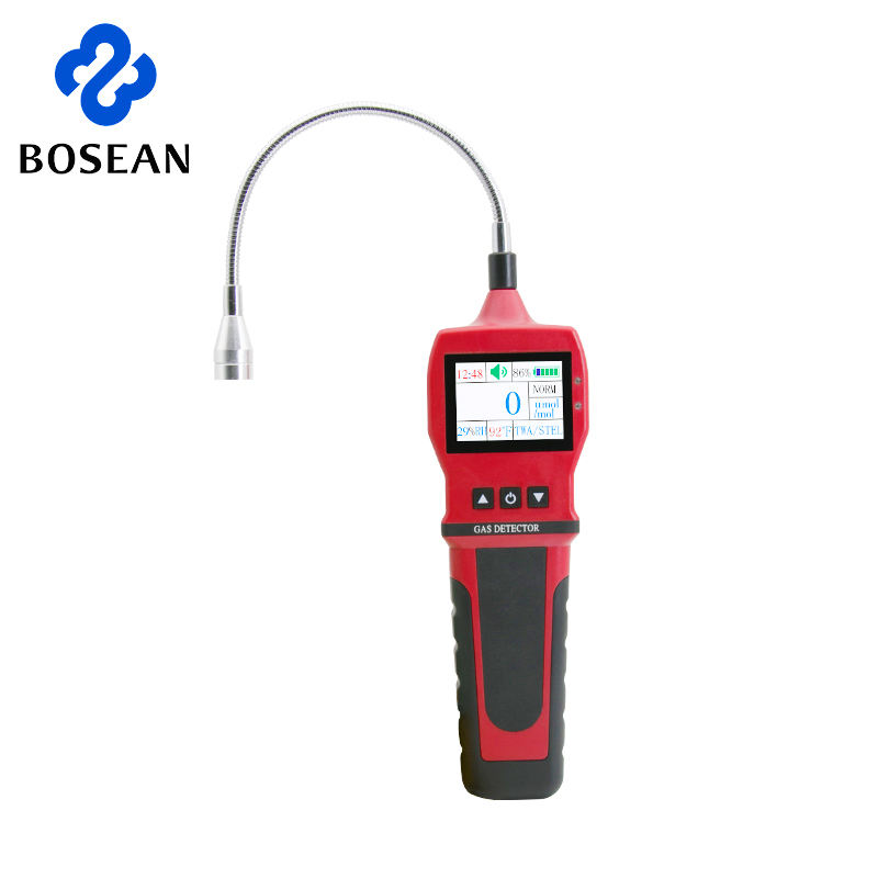BH-90E Portable combustible gas leak detector for LEL Ex H2 CH4 C3H8