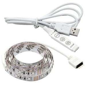 Plasma TV 백라이트 LED USB 유연한 5 볼트 LED Strip 빛 USB Waterproof RGB LED Strip