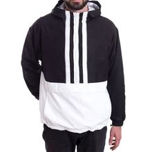 Black and White Custom Jacket for Men