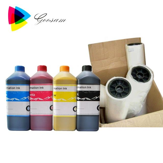 Top Quality Goosam Dye Sublimation Ink for Epson Picture Mate 500