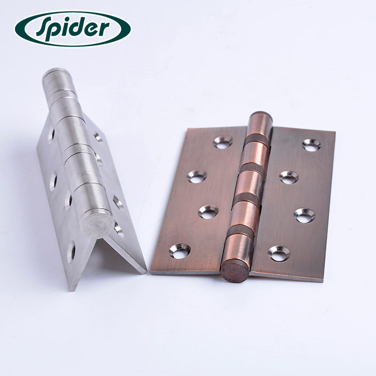 Stainless steel 201 self closing wooden door hinges for swimming pool fence