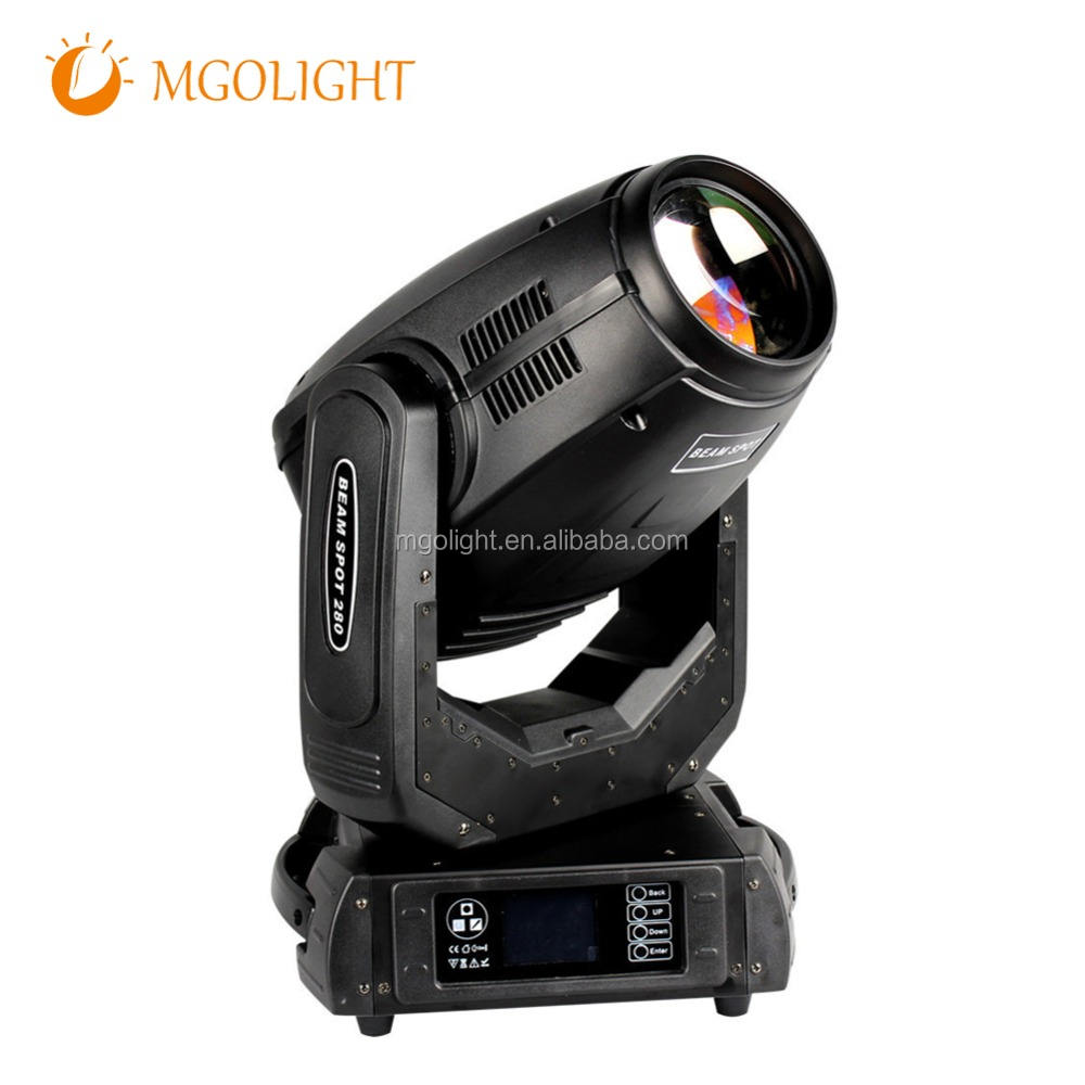 280w moving head laser Lichtstrahl 3in1 spot moving head wash licht