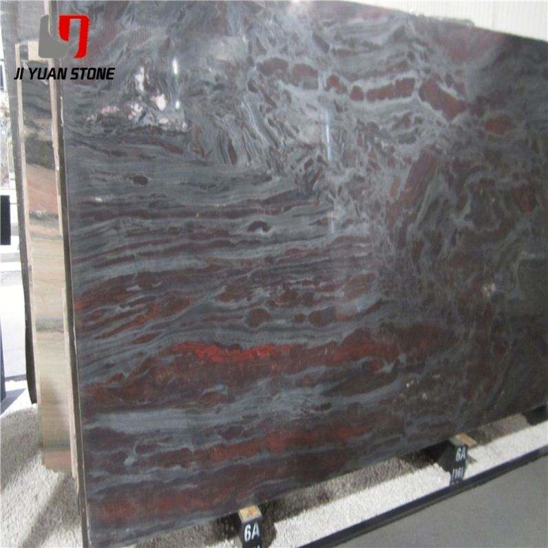 On Sale Brazilian Everest Quartzite Arabescato Copper For Indoor Decoration