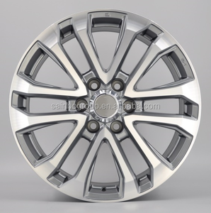 6X139.7 Replica SUV car wheels
