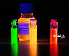 CANdots Series A plus - superbright quantum dots